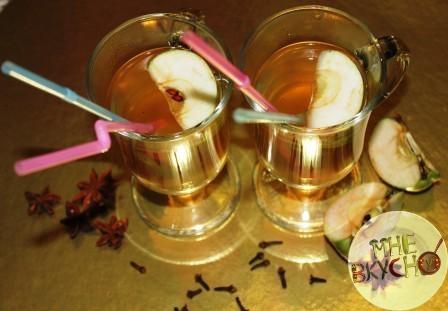 Рецепт глинтвейна в домашних условиях белое вино 478