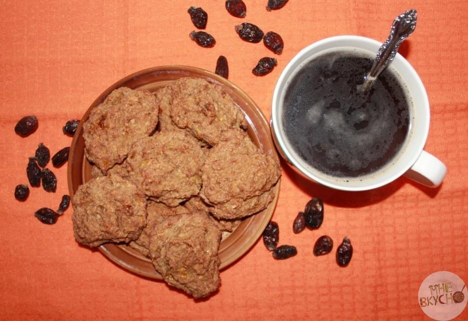 Как приготовить диетическое овсяное печенье: пошаговый рецепт с фото