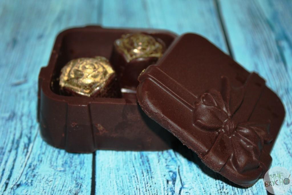 Домашний натуральный шоколад как оригинальный подарок к Новому Году