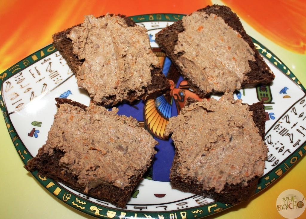 Паштет из куриной печени в домашних условиях: простой и доступный рецепт
