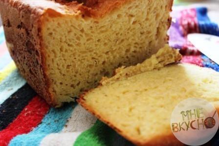 Хлеб с хрустящей корочкой в хлебопечке