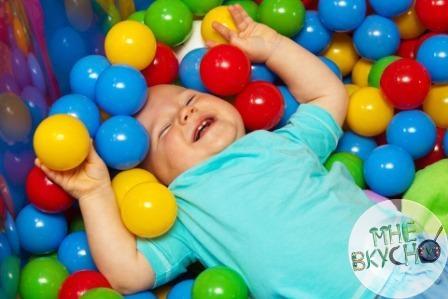Развивающие игры для малыша