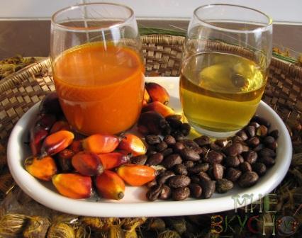 пальмовое-масло