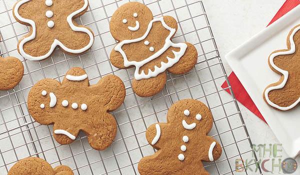 Пряники имбирные в домашних условиях - простой рецепт с фото к праздничному столу