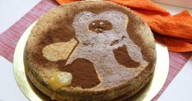Торт Медовик с шоколадным кремом - необычный рецепт популярного десерта