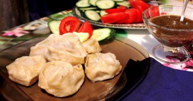 Манты по-узбекски: 10 вкусных рецептов