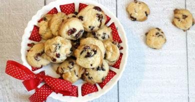 рождественское-печенье-с-шоколадом