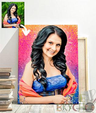 portret-devushki