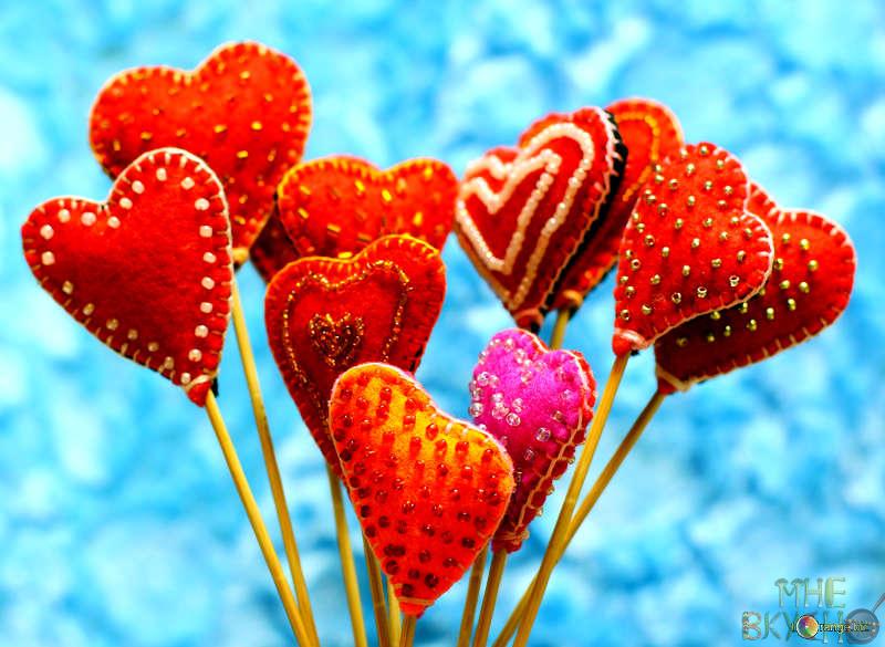 valentinki-svoimi-rukami Поделка — валентинка своими руками из бумаги, ткани: шаблоны, выкроки. Как сделать красивую валентинку своими руками маме, парню, в школу?