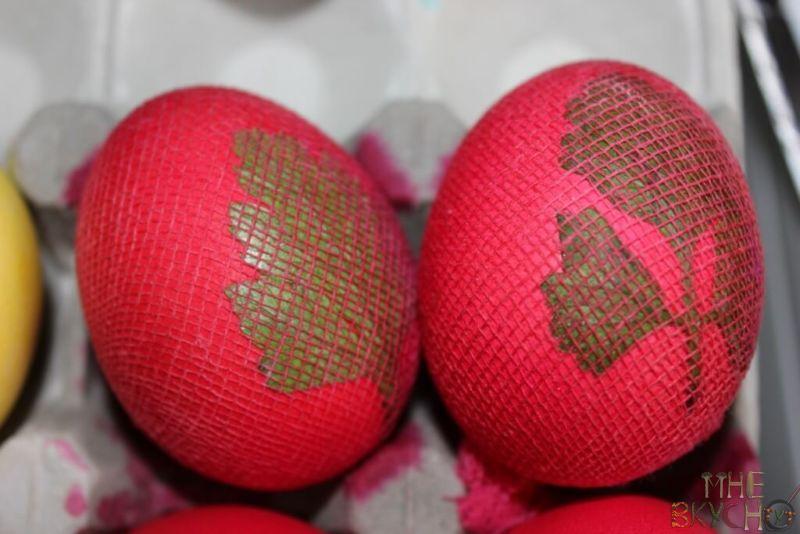 Как правильно красить яйца на Пасху? Покраска яиц разными способами