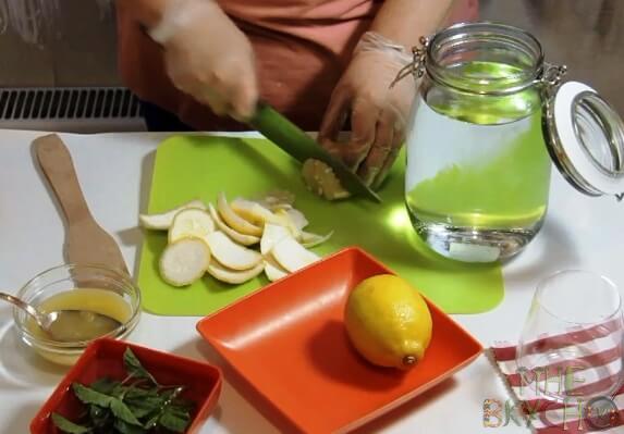 Лимонад с лимоном - рецепты приготовления напитка в домашних условиях